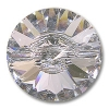Swarovski Button 3015 Rivoli mm 23 M Crystal
